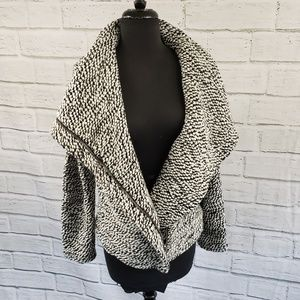 Blank NYC Boucle Knit Wool-Blend Jacket